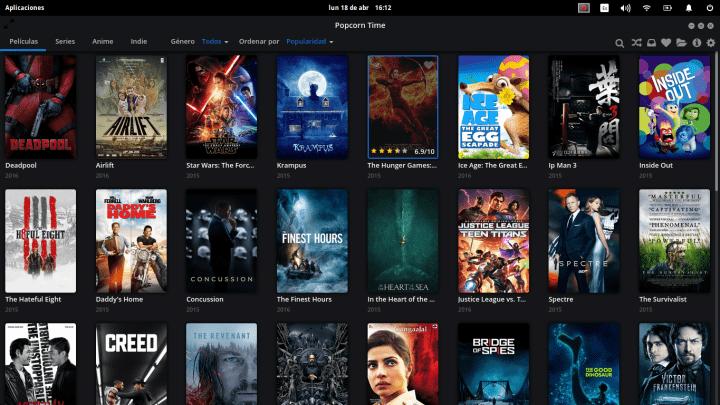 Imagen - Cómo instalar Popcorn Time en Linux