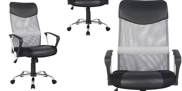 Las 5 mejores sillas calidad/precio para estar en el ordenador