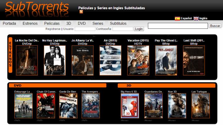 Imagen - Los 7 mejores sitios en español para descargar torrents