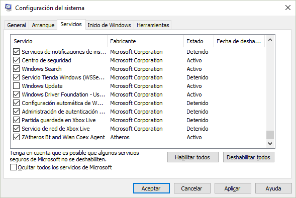 Imagen - Cómo desactivar Windows Update en Windows 10