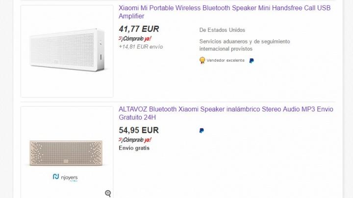 Imagen - Dónde comprar el Xiaomi Mi Bluetooth Speaker