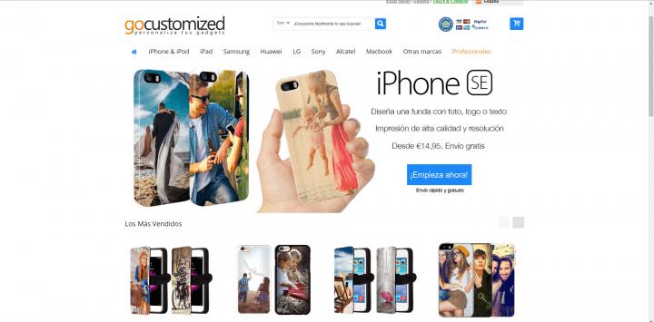 Imagen - 7 webs para personalizar la carcasa de tu móvil o tablet