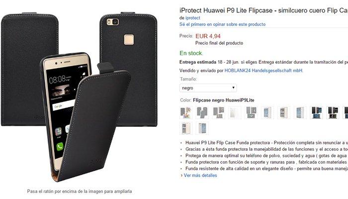 Imagen - 7 fundas para el Huawei P9 Lite