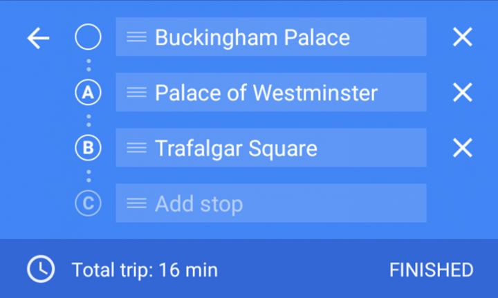 Imagen - Google Maps para Android añade múltiples destinos