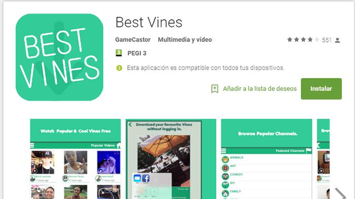 Imagen - 7 apps para encontrar Vines