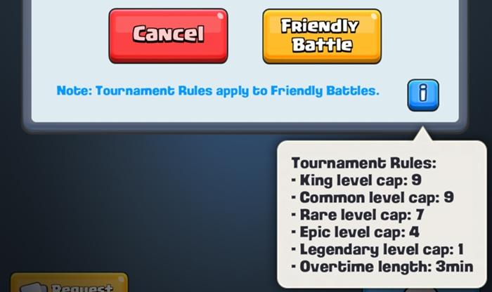 Imagen - Funcionamiento y recompensas de los torneos de Clash Royale