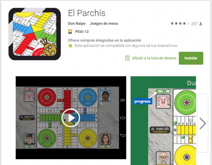 Imagen - 7 aplicaciones para jugar al parchís en tu tablet