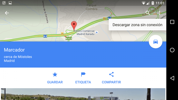 Imagen - Cómo consultar Google Maps sin conexión a internet