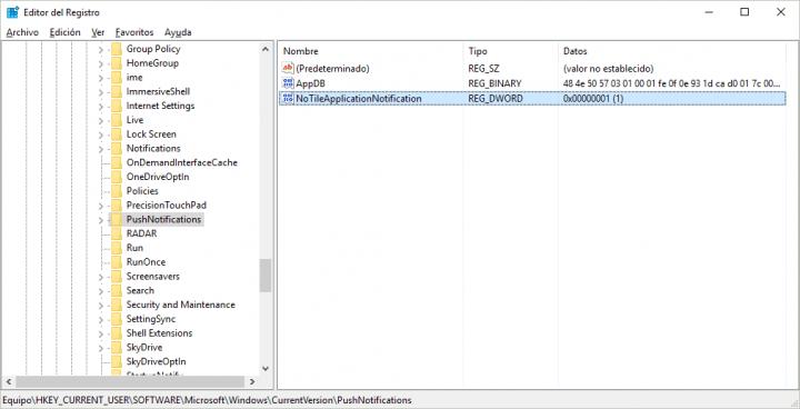 Imagen - Cómo deshabilitar los Live Tiles de Windows 10