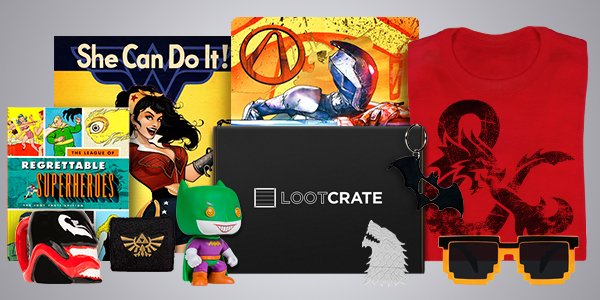 Imagen - Las mejores cajas geek por suscripción