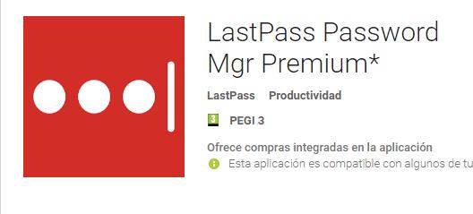 Imagen - Gestiona tus contraseñas en Android con estas apps