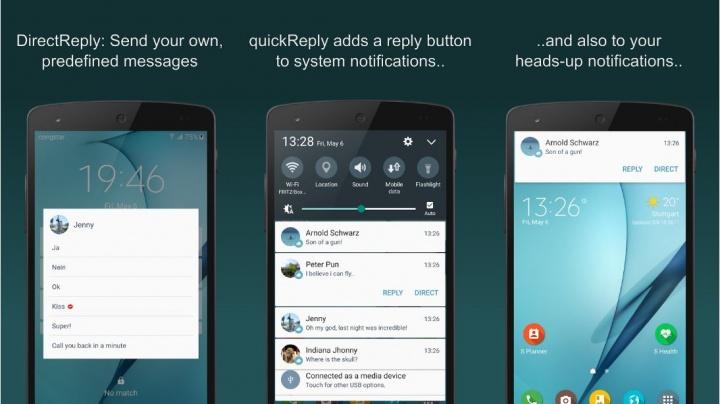 Imagen - Cómo tener la respuesta rápida en tu Android