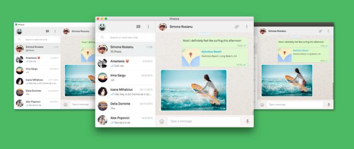 Imagen - Whatsie para Windows, el cliente de WhatsApp personalizable