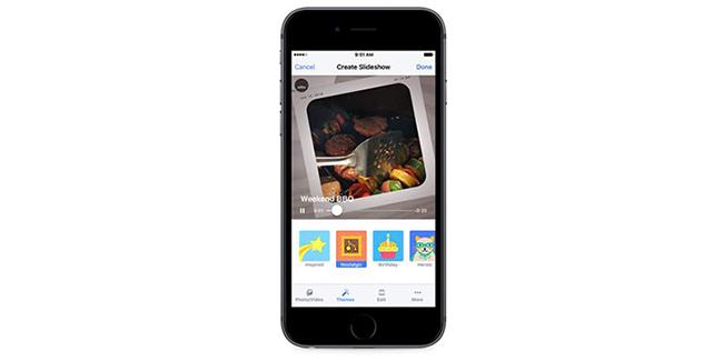 Imagen - Facebook creará mini películas con tus últimas fotos