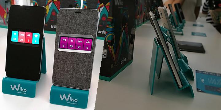 Imagen - Wiko Ufeel y Wiko Ufeel Lite, dos terminales con sensor de huellas por menos de 200 euros