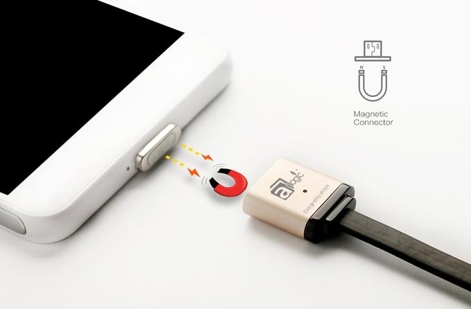 Imagen - MagCable, enchufa tus cables de manera muy sencilla