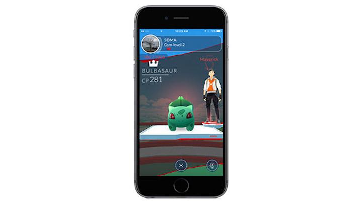 Imagen - Toma de contacto con Pokémon Go