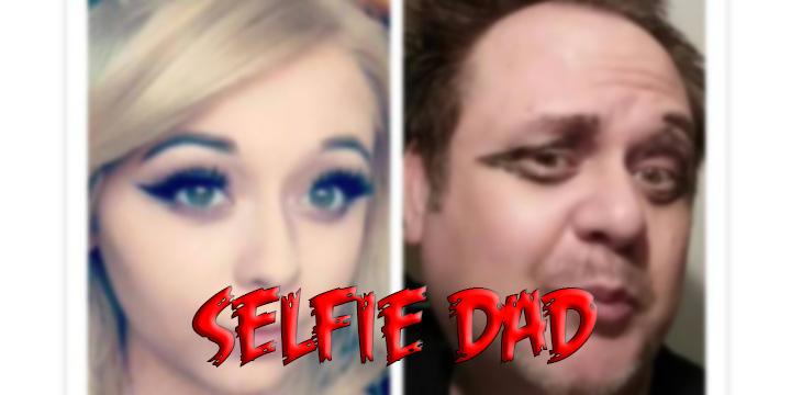 Una chica es parodiada en Instagram por su padre y se hace viral
