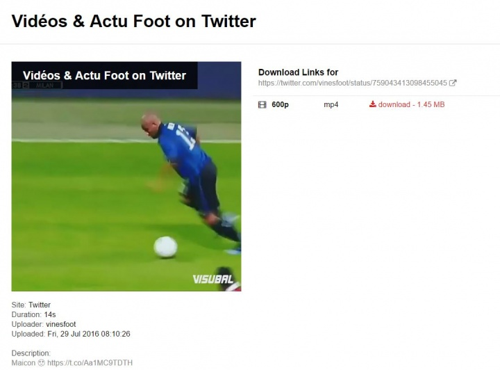 Imagen - Cómo descargar vídeos de Twitter