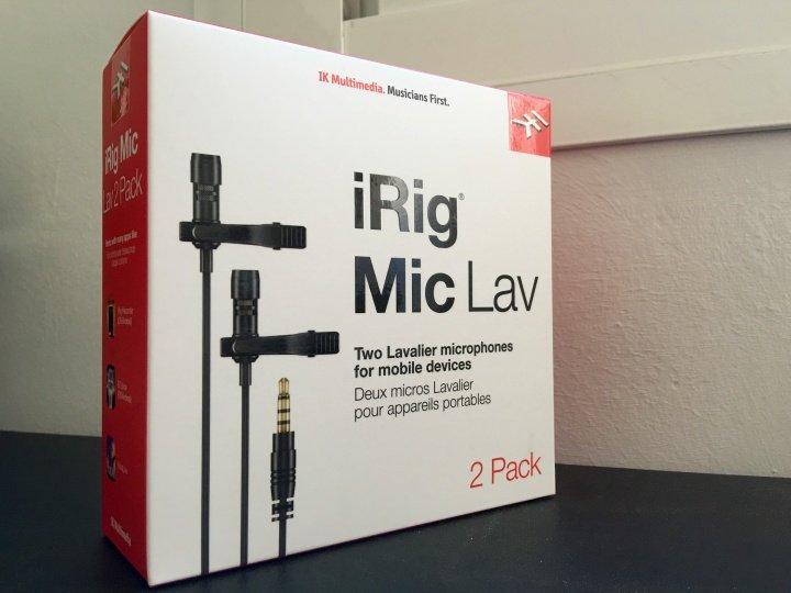 Imagen - Review: iRig Mic Lav, el micrófono de solapa mas completo en movilidad