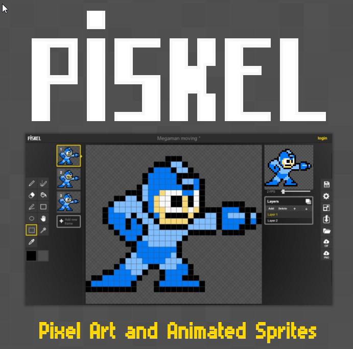Imagen - 7 herramientas gratuitas para crear Pixel Art