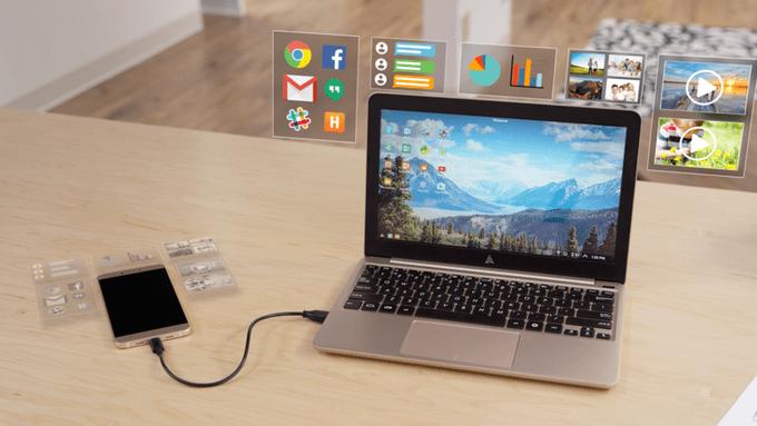 Imagen - Cómo convertir tu móvil Android en un portátil