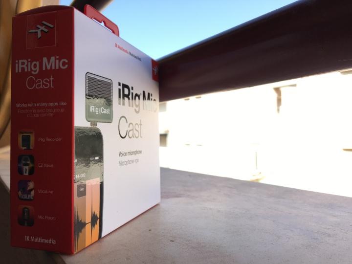 Imagen - Review: iRig Mic Cast, un micrófono ultra compacto para tu smartphone