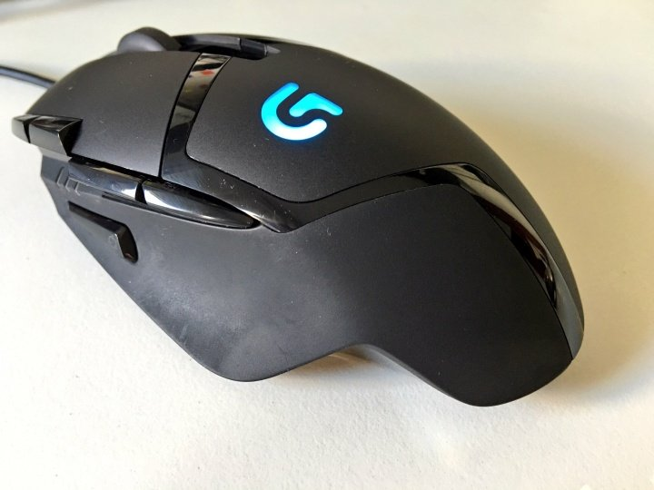 Imagen - Review: Logitech G402, el ratón más furioso para gamers