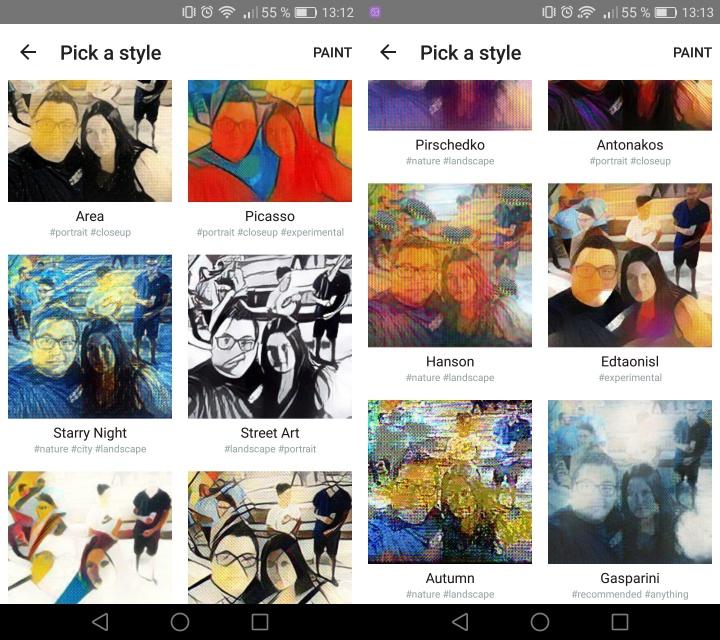 Imagen - Lucid, crea obras de arte con tus fotografías