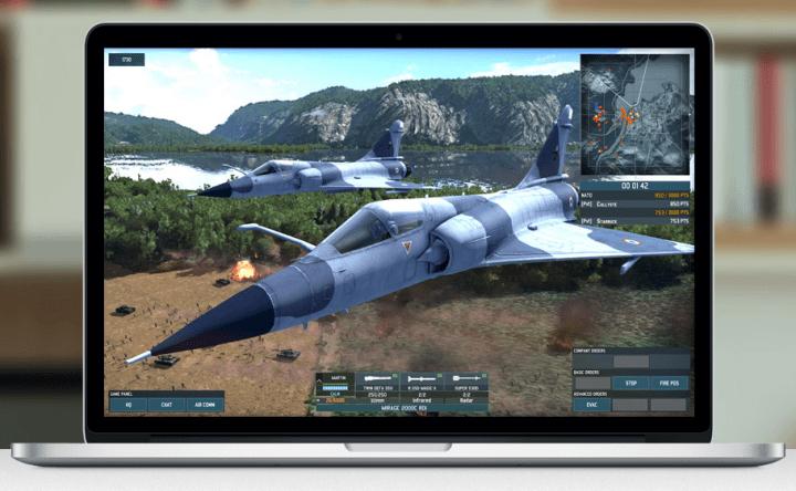 ¿Es posible jugar en Mac?