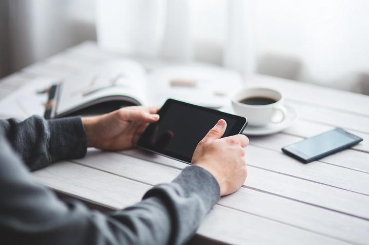 Cómo sustituir el ordenador por el móvil o tablet