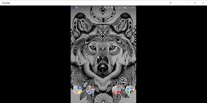 Cómo ver la pantalla de tu móvil desde Windows 10