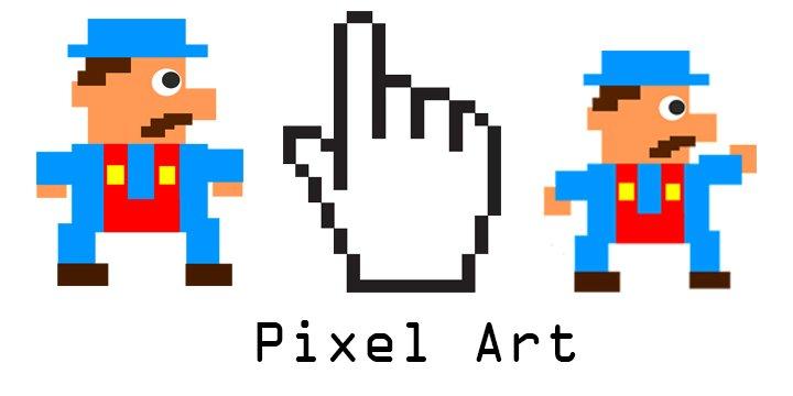 7 herramientas gratuitas para crear Pixel Art