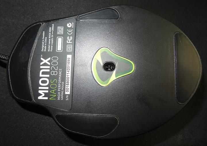 Imagen - Review: Mionix Naos 8200, un ratón para gaming avanzado