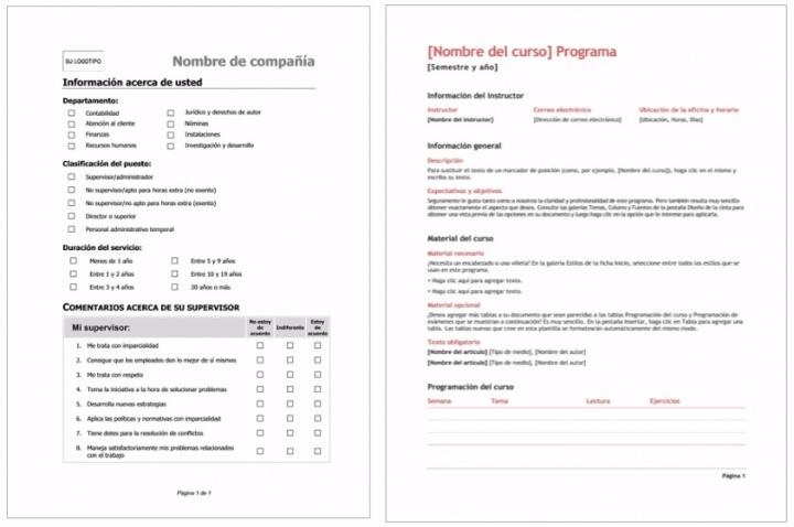 Imagen - Cómo crear formularios editables desde Word