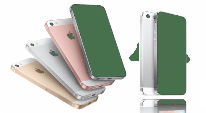 Comparativa: iPhone 5S vs iPhone SE
