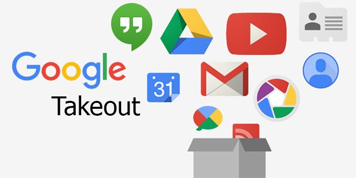 Crea una copia de tus archivos de Google gracias a Google Takeout