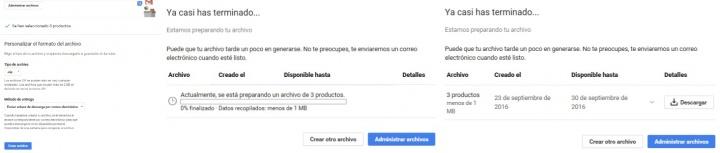 Imagen - Crea una copia de tus archivos de Google gracias a Google Takeout
