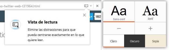 """Imagen - Cómo activar el """"modo lectura"""" de Firefox"""