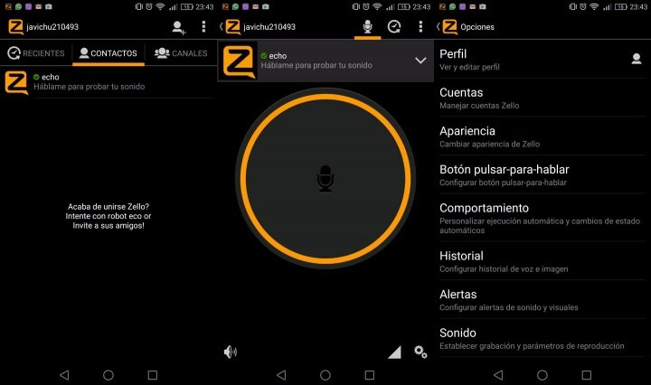 Imagen - Covierte tu Android en un Walkie-Talkie