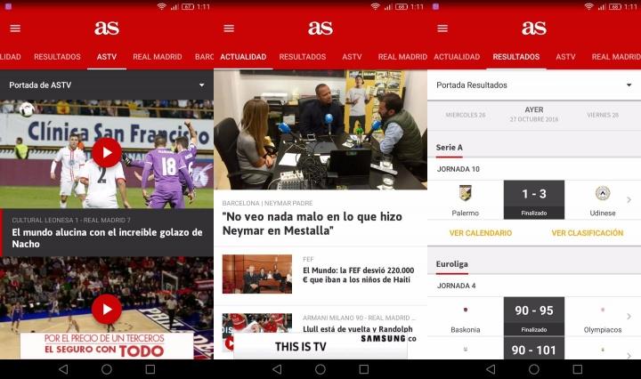 Imagen - 5 mejores de apps noticias deportivas