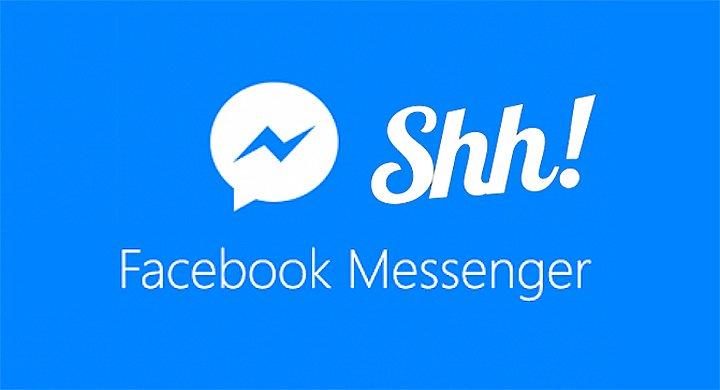 Cómo funcionan las conversaciones secretas en Facebook Messenger