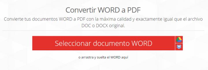 Imagen - Une, divide y más tus archivos PDF con iLovePDF