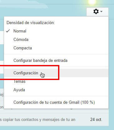 Imagen - Configurar Microsoft Outlook con cuentas de correo de Gmail
