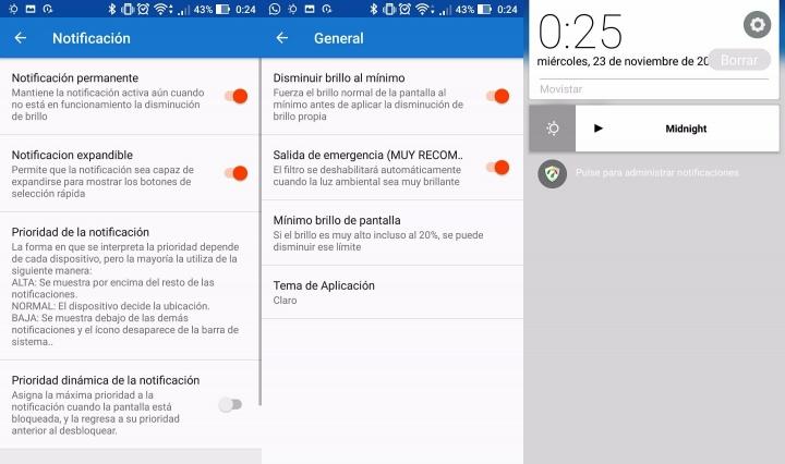 Imagen - Cómo bajar el brillo de la pantalla más de lo permitido en Android