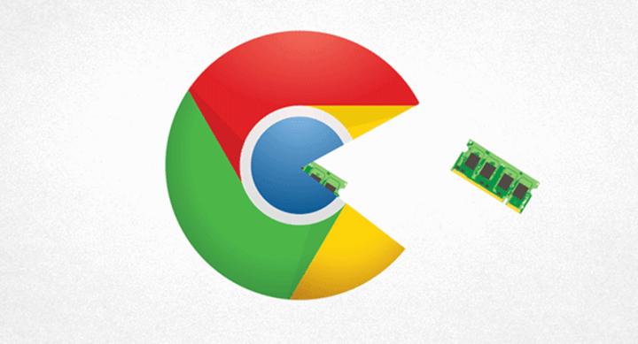 Libera RAM fácilmente reiniciando Chrome
