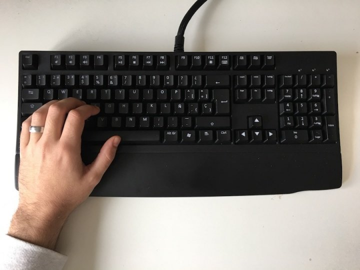 Imagen - Review: Mionix Zibal 60, un teclado retro para gaming y editores