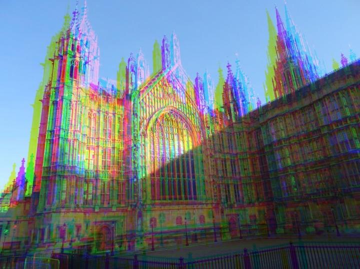 Imagen - Aplica efectos raros en tus imágenes con Mosh