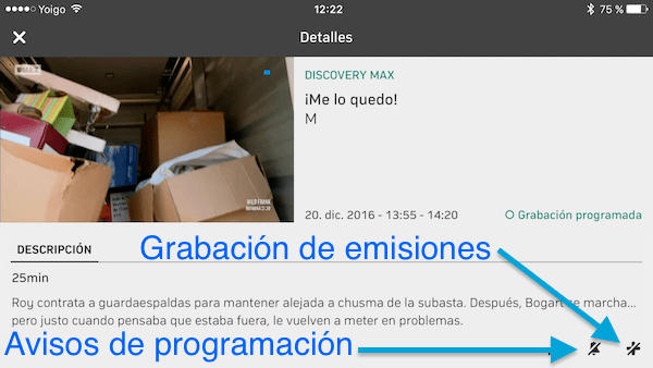 Imagen - Zattoo TV, ve la televisión gratis en iOS y Android