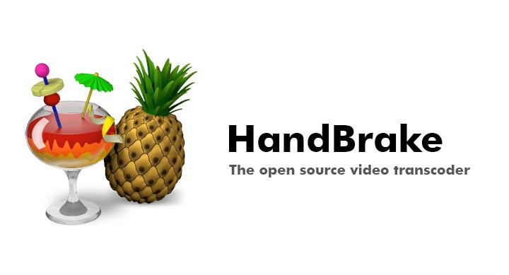 Convierte vídeos gratuitamente con HandBrake